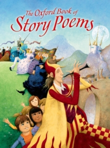 Image for The Oxford book of story poems