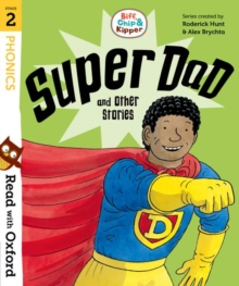 Image for Super Dad and other stories