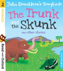 The trunk and the skunk and other stories - Donaldson, Julia
