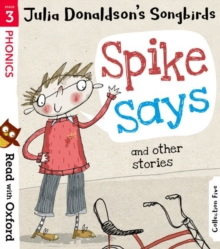 Image for Spike says and other stories