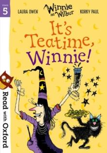 Image for It's teatime, Winnie!