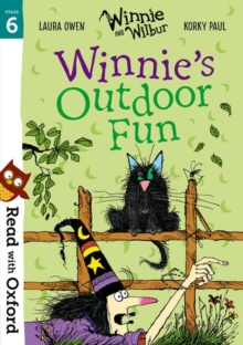 Image for Winnie's outdoor fun