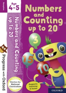 Image for Progress with Oxford: Numbers and Counting up to 20 Age 4-5