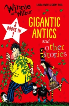 Image for Gigantic antics and other stories