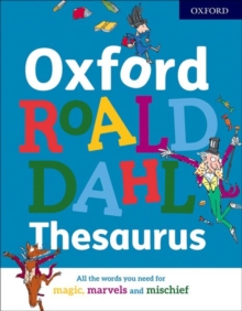 Image for Oxford Roald Dahl thesaurus