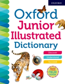 Image for Oxford junior illustrated dictionary