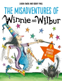 Image for The misadventures of Winnie the Witch