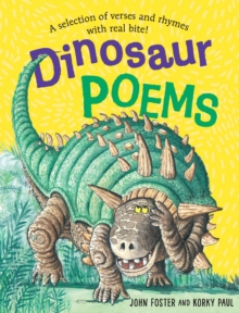 Image for Dinosaur poems