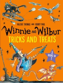 Tricks and treats - Thomas, Valerie