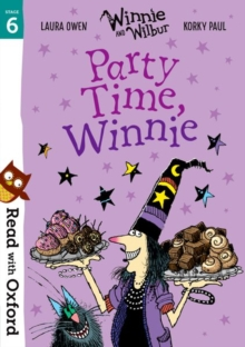 Image for Party time, Winnie