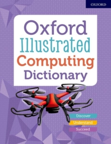 Image for Oxford illustrated computing dictionary