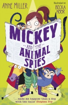 Image for Mickey and the animal spies