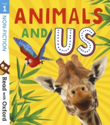 Image for Animals and us
