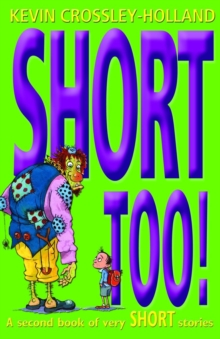 Image for Short too!  : a second book of very short stories