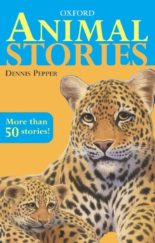 Image for The Oxford book of animal stories