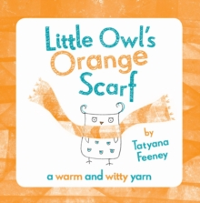 Image for Little Owl's orange scarf