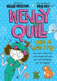 Image for Wendy Quill tries to grow a pet
