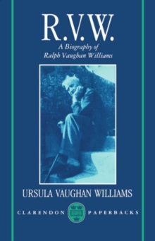 Image for RVW: A Biography of Ralph Vaughan Williams