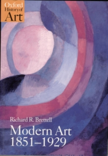 Image for Modern art, 1851-1929  : capitalism and representation