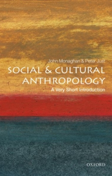 Image for Social and cultural anthropology