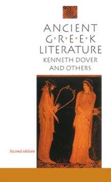 Image for Ancient Greek literature