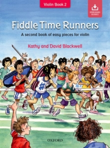 Image for Fiddle Time Runners : A second book of easy pieces for violin