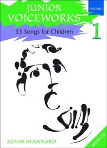 Image for Junior voiceworks  : 33 songs for children
