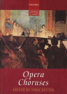Image for Opera choruses