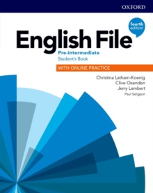 Image for English filePre-intermediate,: Student's book