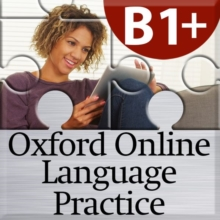Image for Oxford Online Language Practice: B1+: Access Code