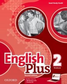 Image for English plusLevel 2,: Workbook with access to practice kit