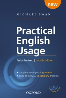 Image for Practical English usage  : Michael Swan's guide to problems in English