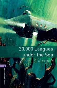 Image for Oxford Bookworms Library: Level 4:: 20,000 Leagues Under The Sea