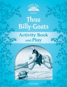 Image for Three billy-goats: Activity book and play
