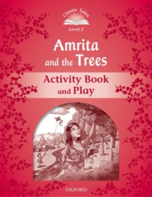 Image for Amrita and the trees: Activity book and play