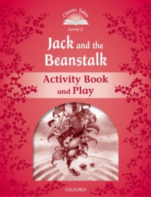 Image for Jack and the beanstalk  : activity book and play