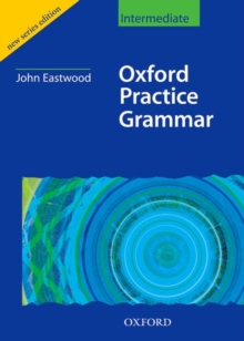 Image for Oxford Practice Grammar Intermediate: Without Key