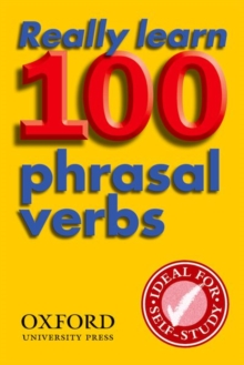 Image for Really learn 100 phrasal verbs