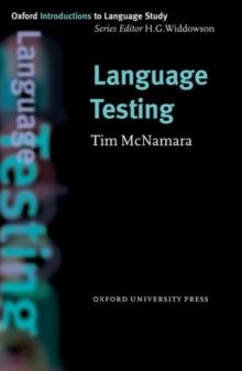 Image for Language testing