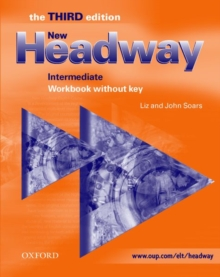 Image for New Headway: Intermediate Third Edition: Workbook (without Key)