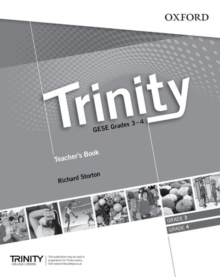 Image for Trinity Graded Examinations in Spoken English (GESE): Grades 3-4: Teacher's Pack