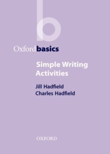 Image for Simple Writing Activities