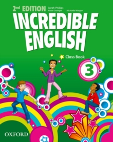 Image for Incredible English: 3: Class Book