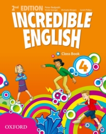 Incredible English: 4: Class Book