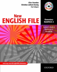 Image for New English File: Elementary: MultiPACK A : Six-level general English course for adults