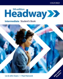 Image for HeadwayIntermediate,: Student's book (with online practice)