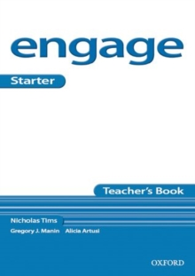 Image for Engage Starter: Teacher's Book