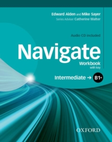 Image for Navigate: B1+ Intermediate: Workbook with CD (without key)