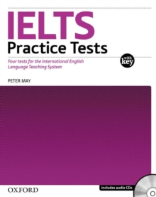 Image for IELTS practice tests  : with explanatory key