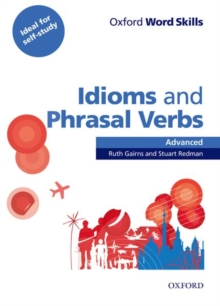 Image for Idioms and phrasal verbsAdvanced